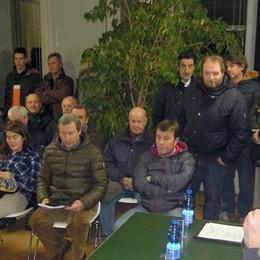 La protesta non ferma   il parco del Cosia