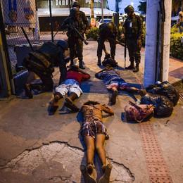 Brasile: 101 morti a Espirito Santo