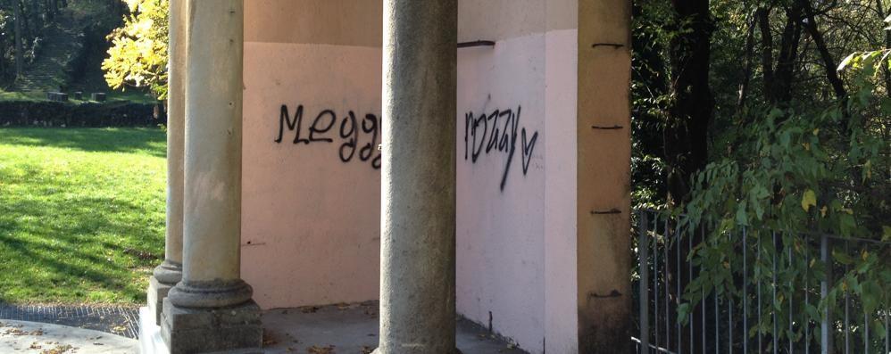 Erba, baby vandali, passa la linea dura  Denunciati tre ragazzi di 14 anni