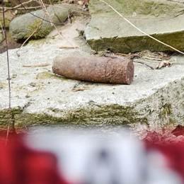 """Valbasca, artificieri per la """"bomba"""""""