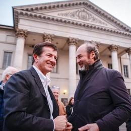 Gori: «Traglio come me, può fare bene»  «Un sindaco-imprenditore è l'ideale»