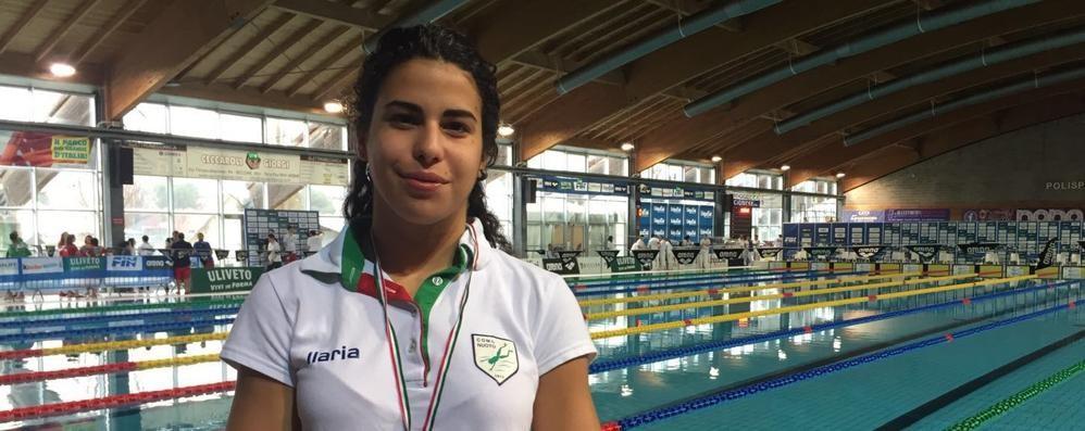 """""""Criteria"""", cinque comaschi  ai Nazionali giovanili di nuoto"""