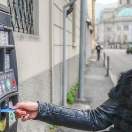 Parcometro senza Pos, multa annullata   In città in regola 89 apparecchi su 164