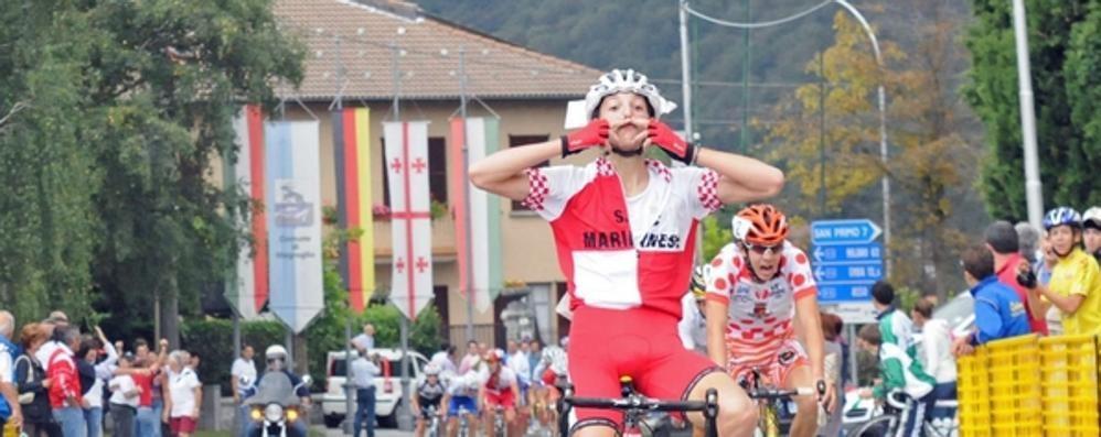Giro della Provincia 2017  Finale da brividi al Ghisallo