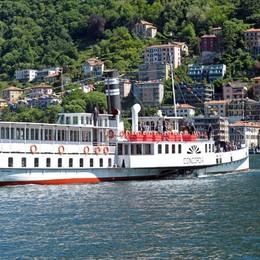 Concordia e navette in Centro Lago   Le novità della Navigazione