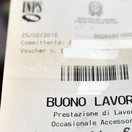 Voucher, da Como  l'appello a Gentiloni  «Subito l'alternativa»
