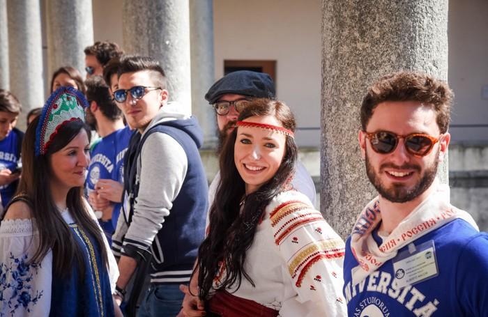 Como Sant'Abbondio Open Day dell'Università dell'Insubria