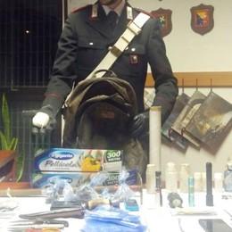Spaccio nei boschi a Lomazzo  Arrestato un latitante di 34 anni