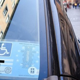 Pass disabili, usano quelli dei morti