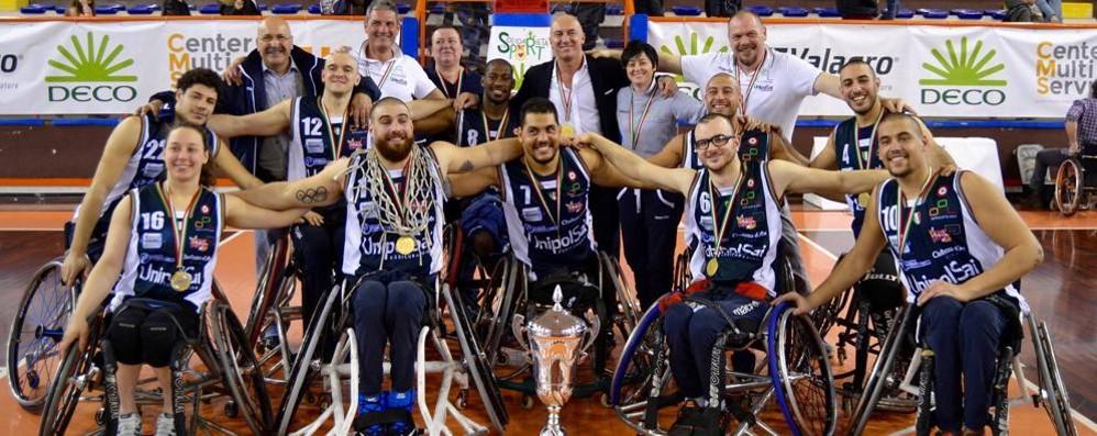 Grandissima UnipolSai Ecco la Coppa Italia: e uno