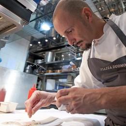 Ha studiato al Cfp di  Como  il migliore chef del mondo