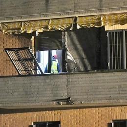 Esplosione in casa  Ferito grave a Mozzate