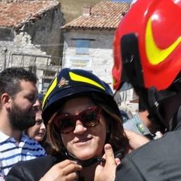 In Umbria donne in prima linea su sisma