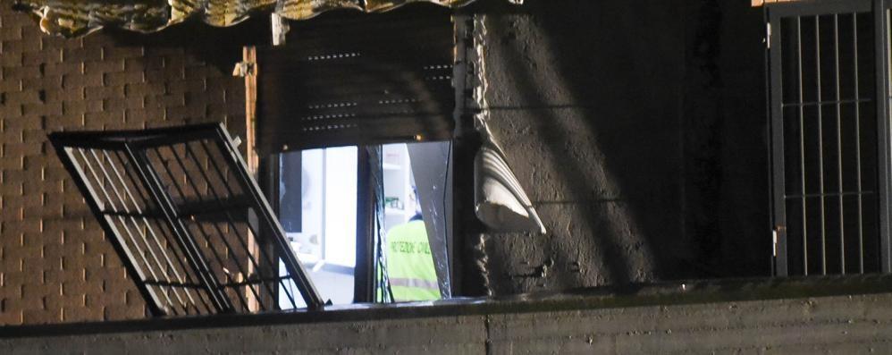 Mozzate, appartamenti ancora inagibili  Fuori casa dopo lo scoppio