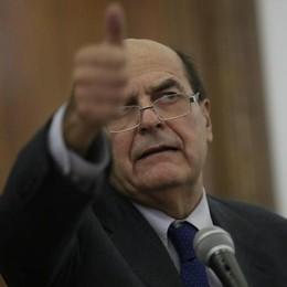 Bersani, governo fino a 2018, ma ascolti