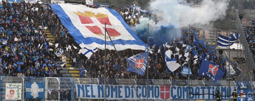 Il Como aspetta la Carrarese  Gallo: «Una partita rognosa»