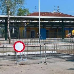 Grandate, cantiere in stazione  «La ferrovia vietata ai disabili»