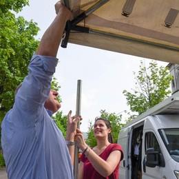 Parte la Fiera di Pasqua   Duecento parcheggi anti-caos