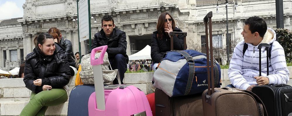 Fuga per cercare lavoro Ora si va all'estero anche dopo i 40