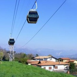 «La cabinovia a Erba  farà volare il turismo»