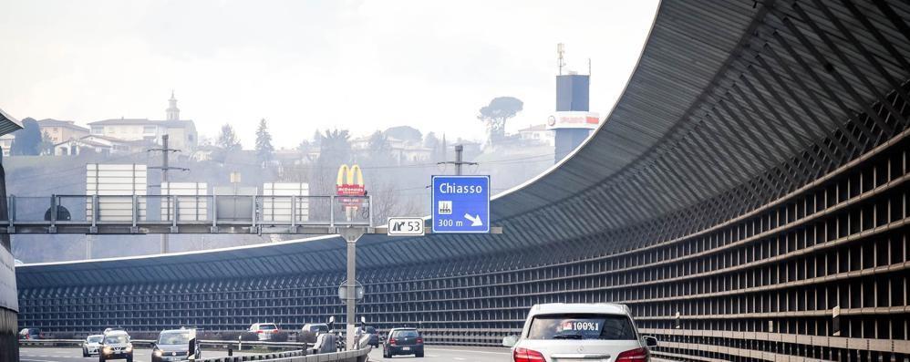 Autovelox in Ticino: multe per 10 milioni  In sei casi su dieci sono italiani