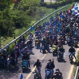 Como, i tifosi si mettono in moto Il 29 aprile a Meda sullo scooter