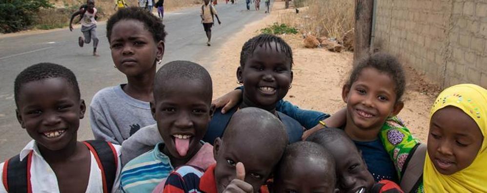 Como, Proserpio  «I miei 14 anni in Africa»