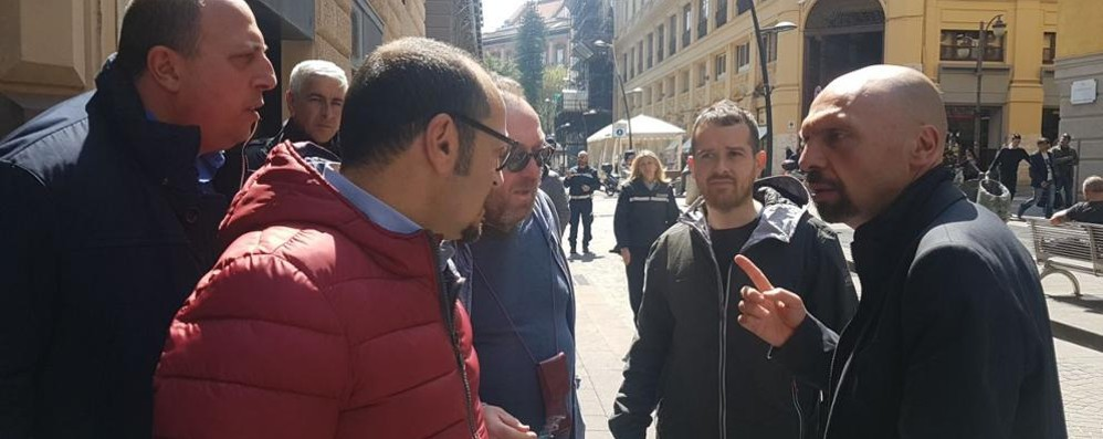 Dopo Bizzozero, Napoli contrattacca  «Querele a chi parla male di noi»