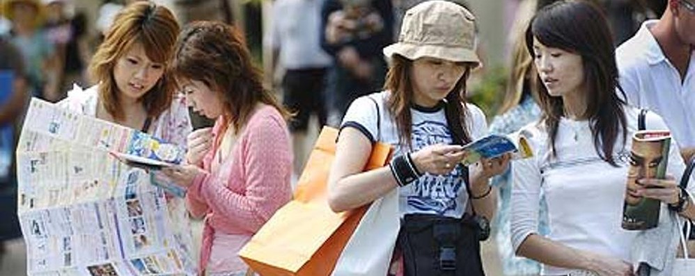 App comasca per lo shopping cinese