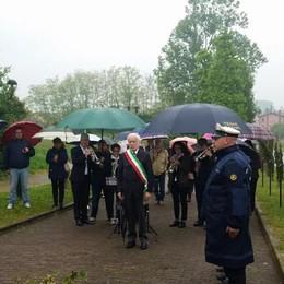 Sorpresa a Cadorago per il 25 Aprile   Il sindaco cita Occidentali's Karma
