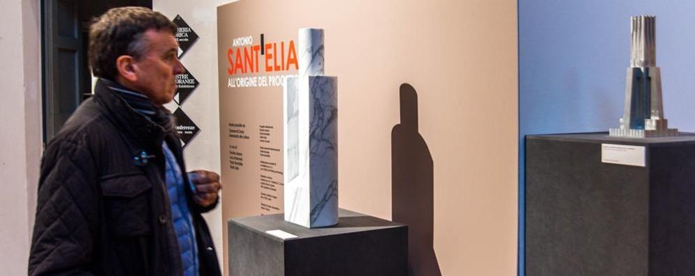 Le visioni di Sant'Elia sono su Sky Arte  «Sottovalutato, ideò la città moderna»
