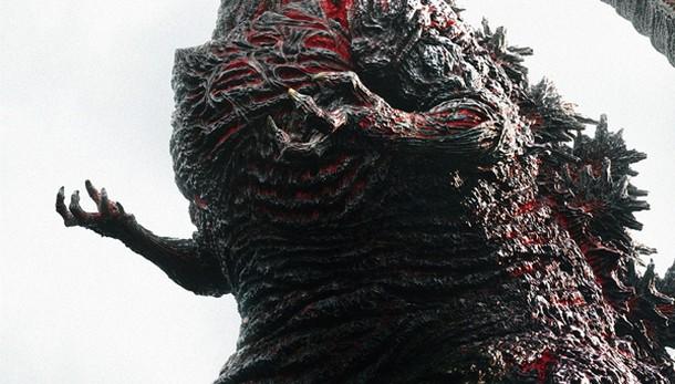 Shin Godzilla contro i 'mostri' umani