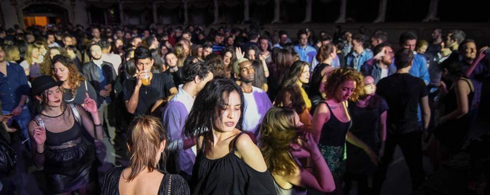 In 700 al Sociale per una notte  Trasformato in pista da ballo