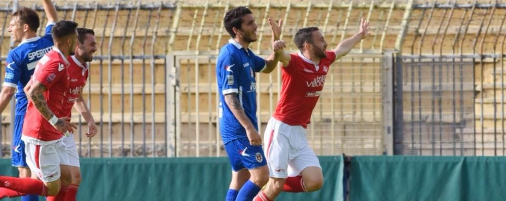 Como sconfitto a Piacenza È già fuori dai playoff