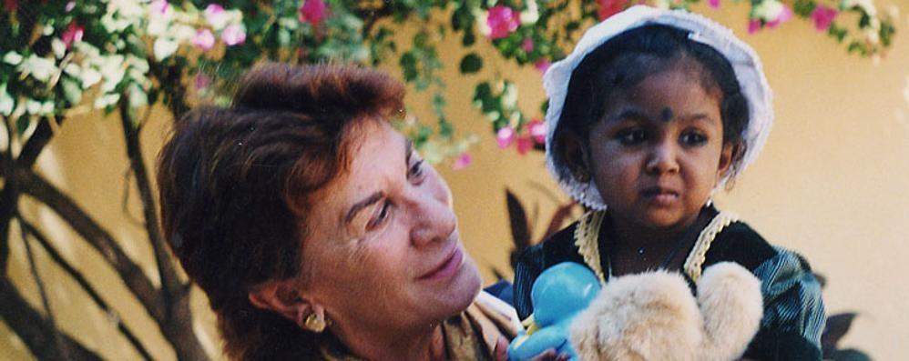 Il grande cuore di zia Fausta  Una vita accanto agli ultimi