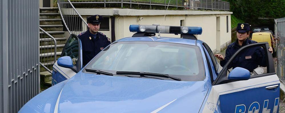 Turista con la marijuana  Arrestato in via Cecilio