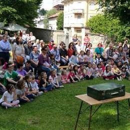 Cantù, famiglie, giochi e picnic  Nuova vita al parco Argenti