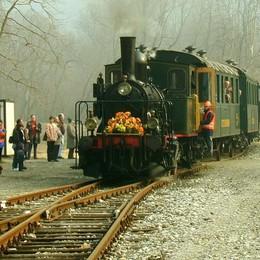 «Salviamo la vecchia ferrovia»  È inutilizzata a Valmorea da tre anni