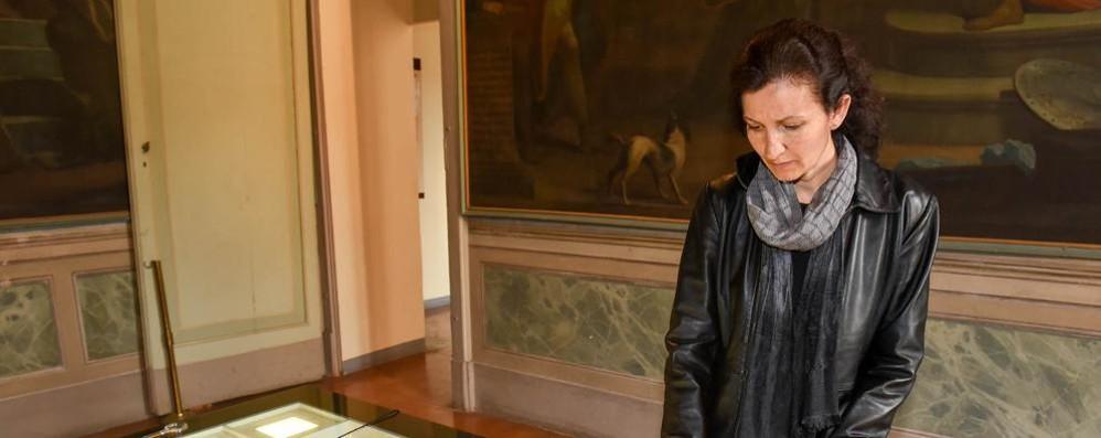 Archeologico, museo da toccare  Nelle sale le schede in braille
