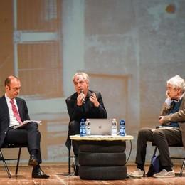 Boeri e Giorello alle Primavere Un dialogo sulle città. «Noi e la periferia»