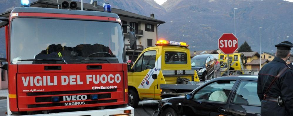 Incidenti a Porlezza e Castelmarte  Quattro feriti tra cui un bambino