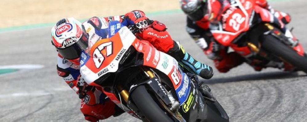 Team Motocorsa sul podio  nel tricolore Sbk a Misano
