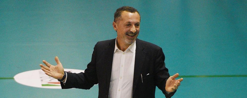 L'addio di Della Rosa a Cantù  Oggi l'intervista al coach