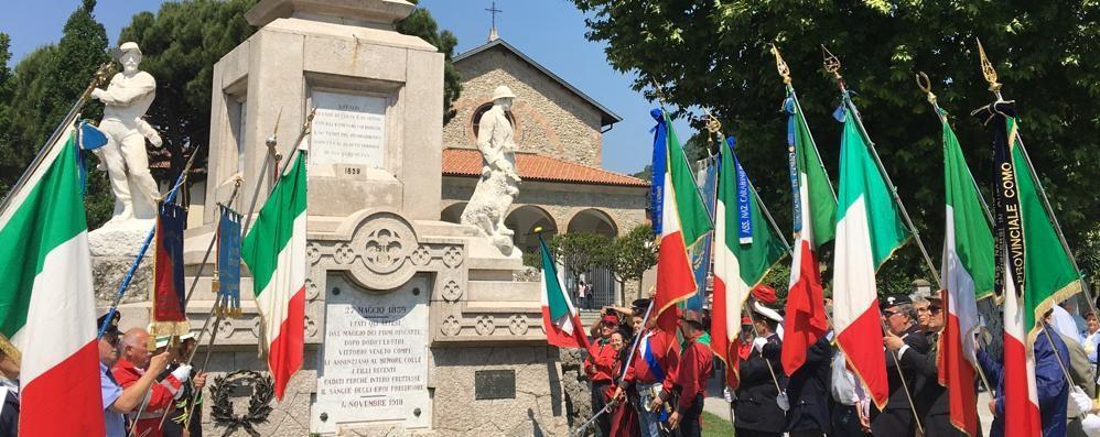 San Fermo ricorda  la sua battaglia