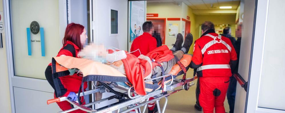 Bregnano: malore  sul posto di lavoro  Inutili i soccorsi, muore papà di 44 anni