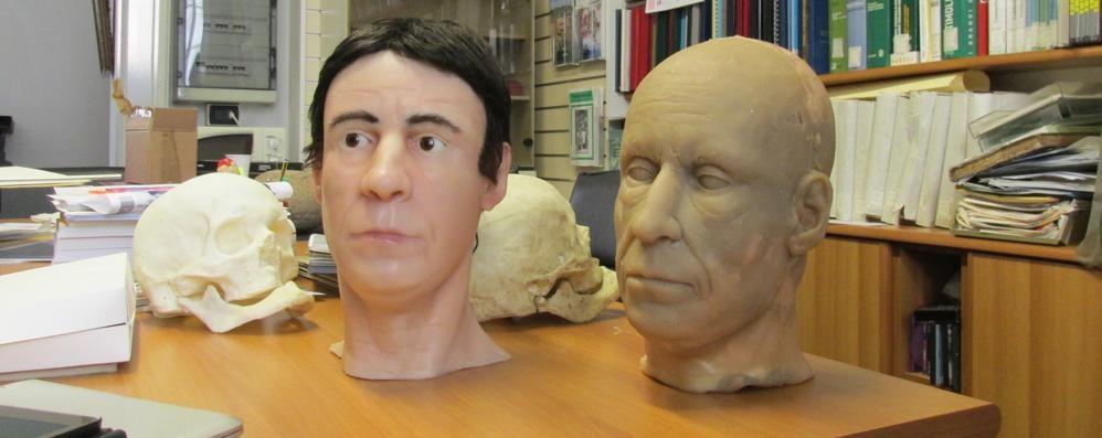 Ecco il vero volto di Alessandro Volta