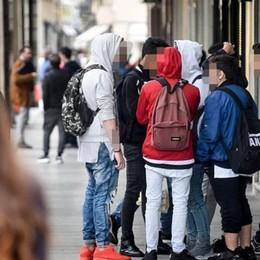 Como: bande di ragazzini violenti  Ogni sabato una rissa in centro