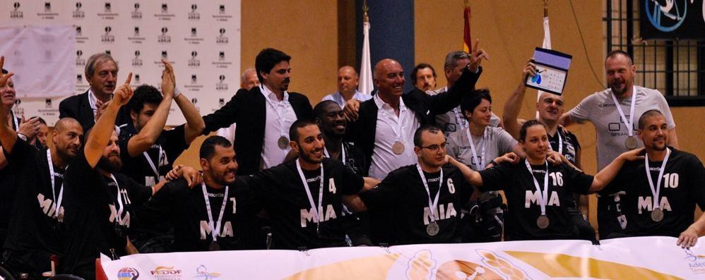 Sagar: «Il prossimo anno  la Coppa Campioni sarà nostra»