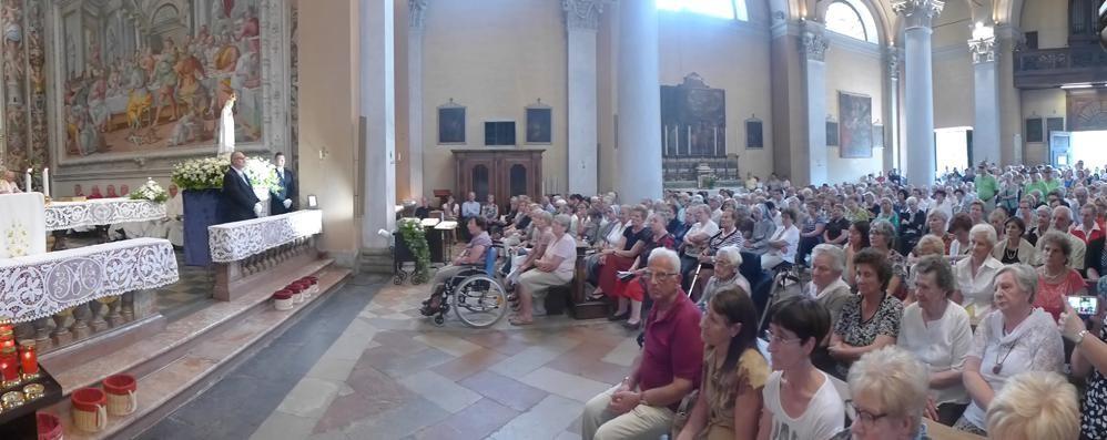 Madonna di Fatima  Ultimo bagno di folla