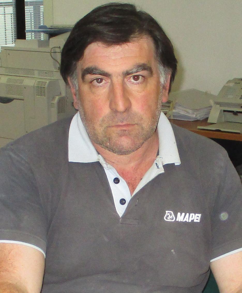 Piero Righetti sindaco a Blessagno